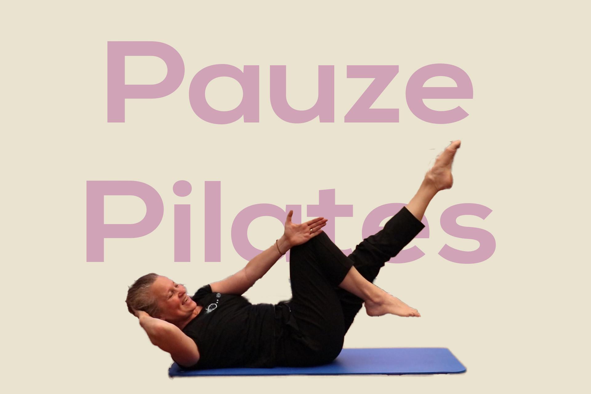 K'dans Online Pauze Pilates